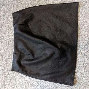 Kendall & Kylie Skirts - Kendall & Kylie  brand pleather skirt